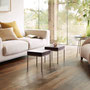 Warm things up with French Oak wood floors in the Chambord stain.