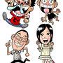 『ジャン魂G!』(2009〜2014)/集英社:週刊少年ジャンプ
