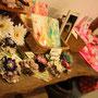 ハティフナット『高円寺のおうち』での展示販売の様子