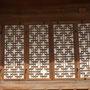 Schiebefenster, Kaiserlicher Garten, UNESCO World Heritage,  Seoul