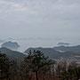 ... mit toller Aussicht, Jindo Halbinsel