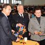 Bundesinnenminister Dr. Friedrich, DFV-Präsident Kröger, OB Dr. Seelbinder, Präsident BKK Unger
