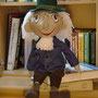 кукла игровая пишичитай, авторская Маслик Ольга