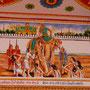 Wandmalerei Wat Mahathat, Vang Vieng