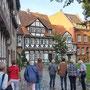 Im Magniviertel in Braunschweig