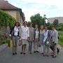 Sorores in Bamberg 2012