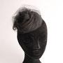 リトルトーク(ソフトチュール)tête salon de chapeau