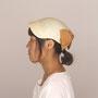 リボンシゾールボネ tête salon de chapeau