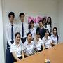JBC 10 Students and Dee Staff Recruitment Co., Ltd. Apr 24 2017