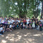 The 1st Japanese Camp (Japanese for Business Communication [JBC]), 15 & 16 Sept., 2016