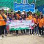 The 1st Liberal Arts Camp SPU at Sattahip in Chonburi Prefecture, Mar 25-26, 2017