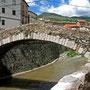 © Traudi  -  Brücke in La Pobla de Llillet in den Pyrenäen, Katalonien