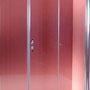 Vidrio transparente