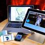 PC、Androidスマートフォンは勿論、iPad、iPhoneではiBook形式で動画などもお楽しみいただけます!