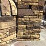 施工例1-2 門柱