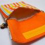 ポシェット 内側抗菌・消臭生地、マジックテープ使用