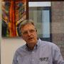 Dirk Palder hält einen informativen Vortrag zur Ausstellungskonzeption