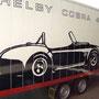 Anhängerbeschriftung - Shelby Cobra 427