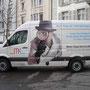 Fahrzeugbeschriftung - Meier Kopp Service AG