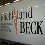 Fahrzeugbeschriftung - Rüebliland BECK