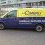 Fahrzeugbeschriftung - La Cimbali