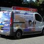 Fahrzeugbeschriftung - Viessmann