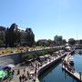 Hafenpromenade in Victoria