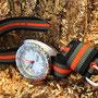 Band: US Mil Matt »Heritage«   Uhr: Doxa Searambler 1200 T