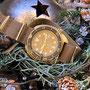 Band: Nato Gold sand | Uhr: Seiko SRPC44
