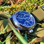 Band: US Mil Nato olive  | Uhr: Ball Ducks Unlimited Camouflage