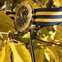 Band: Zulu HC 5 Ring »Carcossa« | Uhr: Breitling Colt GMT