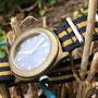 Band: Seatbelt Nato Matt »Goldfinger«   Uhr: Halios Tropik B
