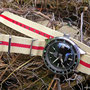 Band: Nato G10 »Red Cotton« | Uhr: O&W Caribbean 1000