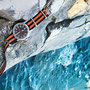 Band: Nato G10 | »Orange Bond« | Uhr: Archimede 39 H