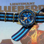 and: Nato Matt »Blueberry« | Uhr: Squale 1521 Blue LE