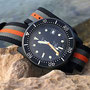 Band: US Mil Nato PVD »Heritage« | Uhr: Squale 1521 T PVD