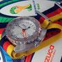 Band: Nato G10 »Bund« | Uhr: Doxa Searambler 1200 Pro