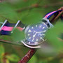 Band: Nato G10 »Pink Sailor« | Uhr: ROF Monnin 844