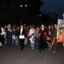 JUGLARÍA EN EL ZÓCALO, ENCUENTRO DE CUENTEROS DEL MUNDO, 2008. Fotografía de Secretaría de Cultura del GDF