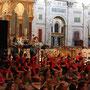Abschlussgottesdienst in Rom - St. Paul vor den Mauern