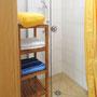 dennda Orthopädie-/Rehatechnik, Visp - Sprechzimmer 2 mit Duschmöglichkeit
