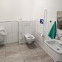 KIRCHHOFF Mobility, Stäfa - Ansicht Toilettenraum