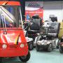 Garage Jurt - diverse Elektroscooter