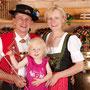 Restaurant Käserei Berghof, Ganterschwil - Wirtefamilie