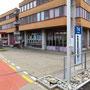 KIRCHHOFF Mobility, Stäfa - Zufahrt von der Hauptstrasse