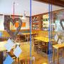 Restaurant Binari, Landquart - Lounge im Restaurant