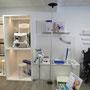 dennda Sanitätshaus, Brig - Ausstellung