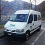 Garage Jurt - Bus mit mobiler Werkstatt