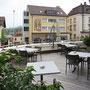 Hotel Restaurant Uzwil, Uzwil - Ansicht Terrasse