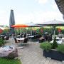 Restaurant Bildhus, Ricken - Terrasse